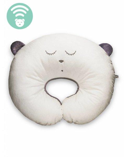 myHummy Coussin d'allaitement endormi - écru