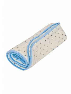 myHummy Couette légère, couleur bleu