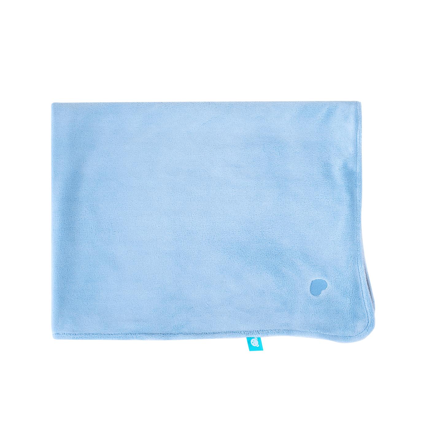 myHummy De Sleeephearts' Favoriete Deken - blauw/grijs