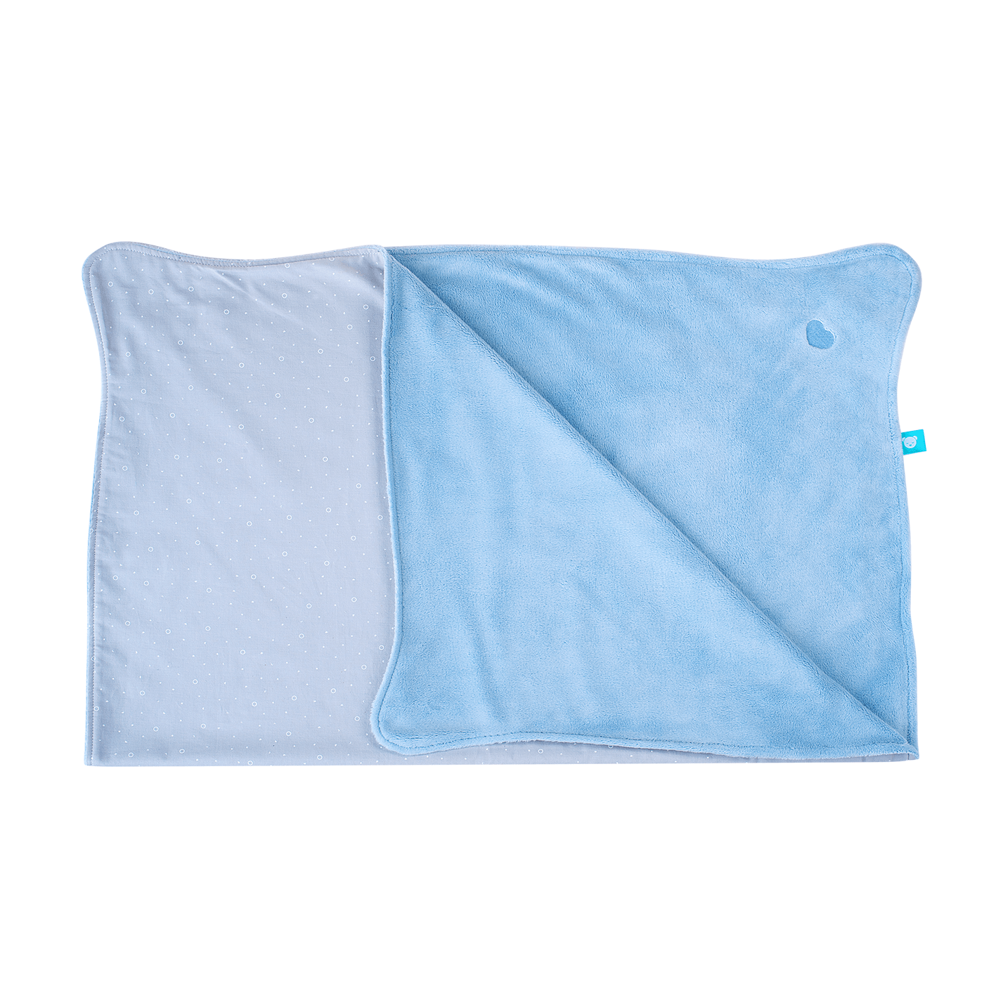 myHummy The Sleepthearts' Favorite Blanket - blue/grey