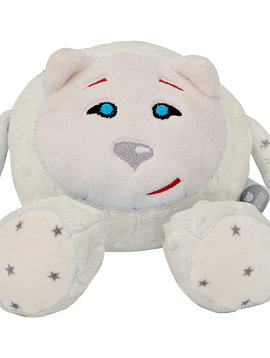 Peluche Ecru SANS dispositif du son