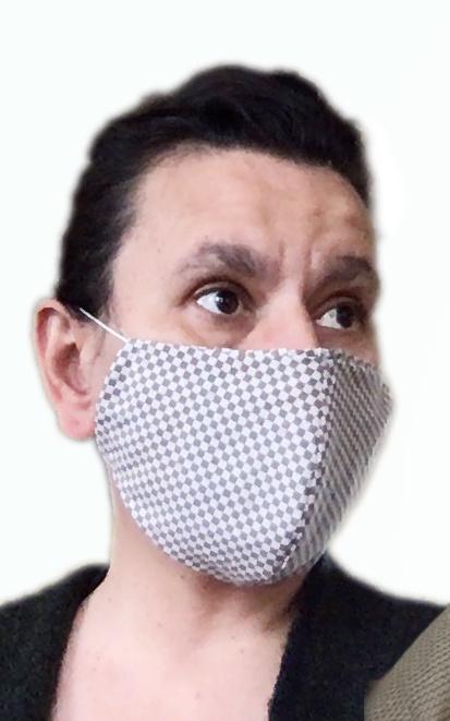 myHummy Sotffmaske für Erwachsene mit einem Filter