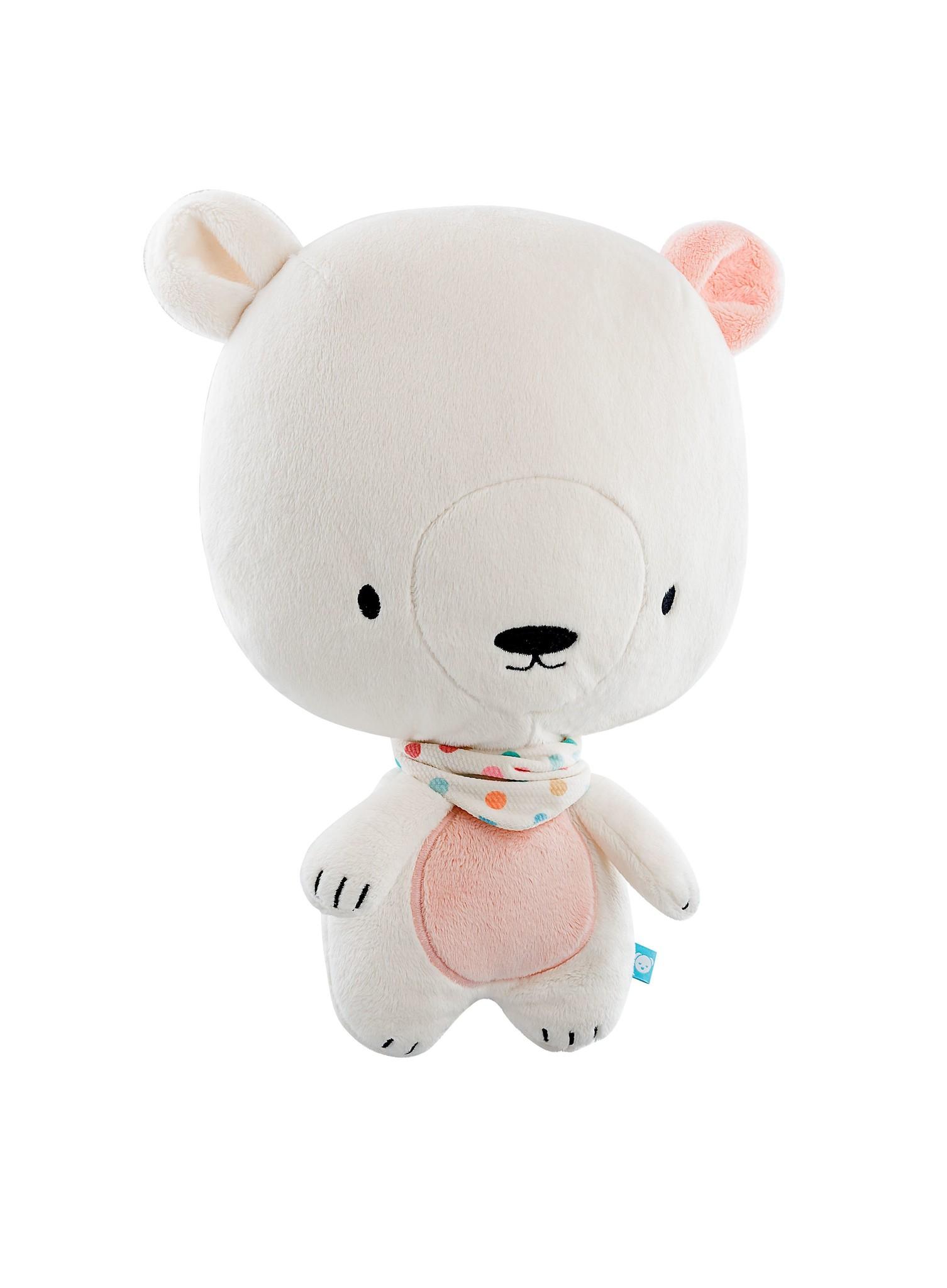 myHummy with lullabies - ecru / pink