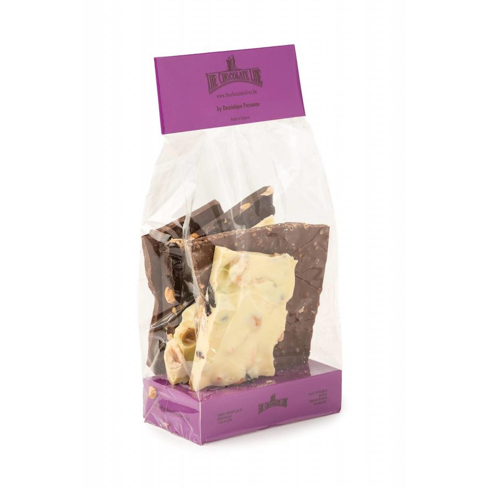 Block chocolate mix 400g