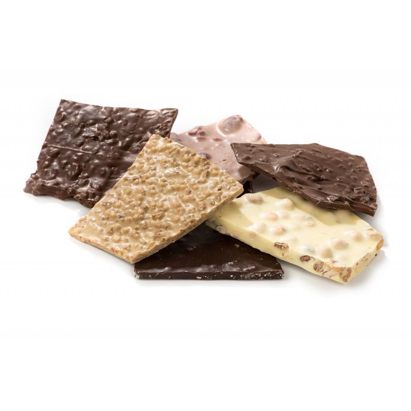 Blokchocolade mix 400g