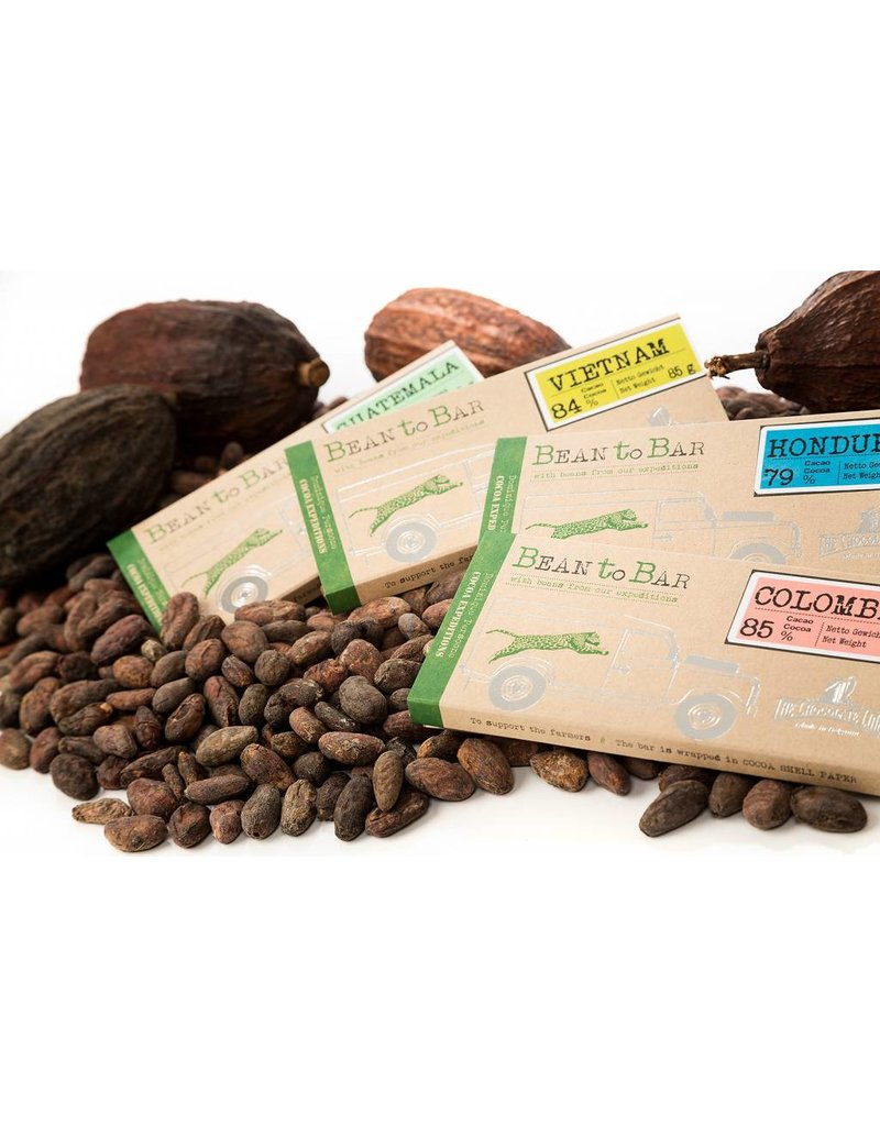 Bean to Bar Dark Chocolate