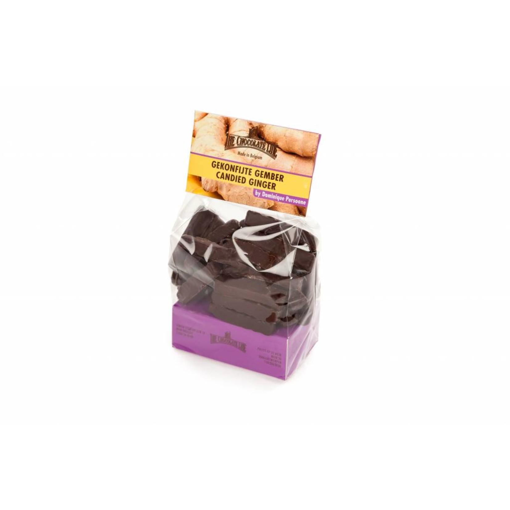 Gemberettes Dark chocolate