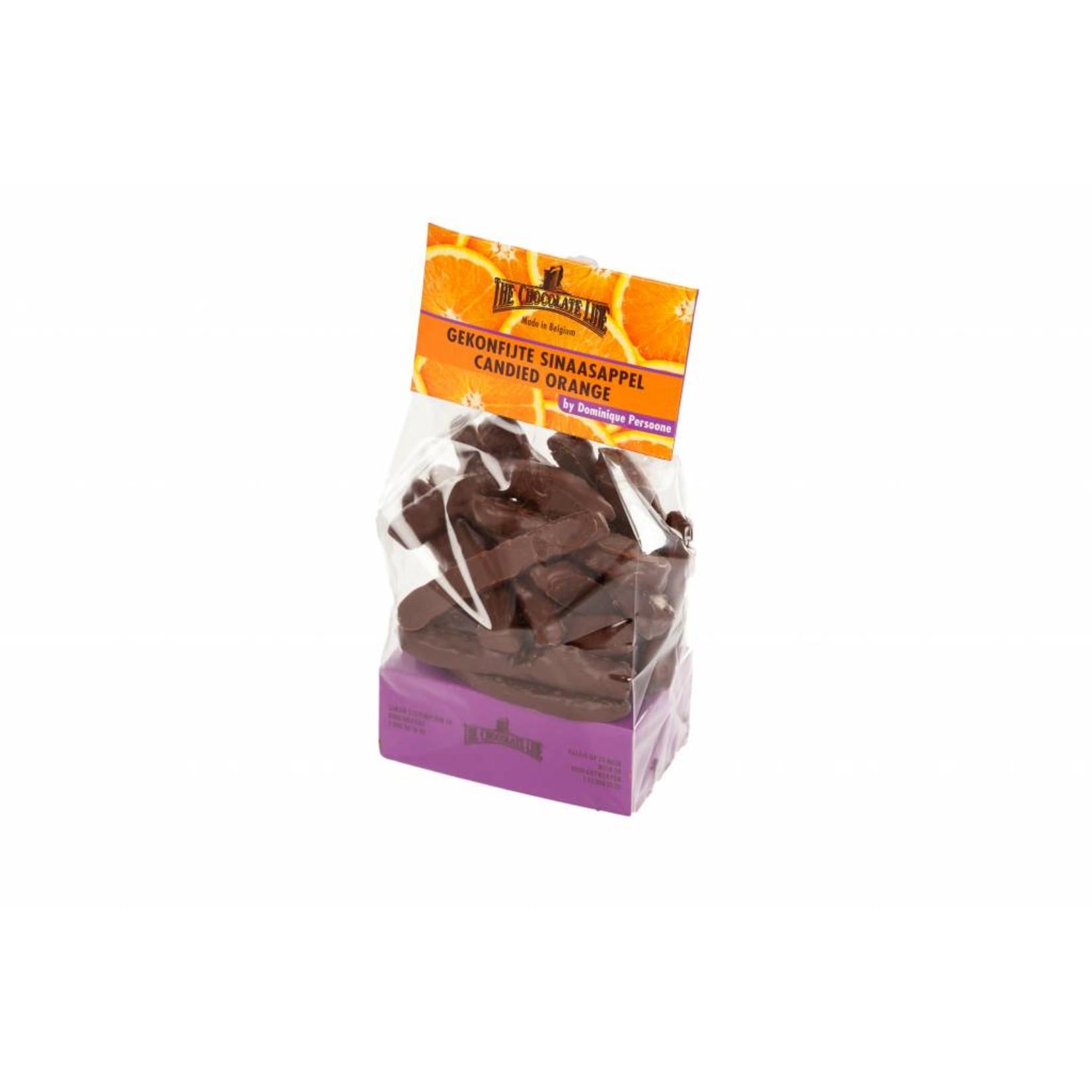 Orangettes Dark chocolate