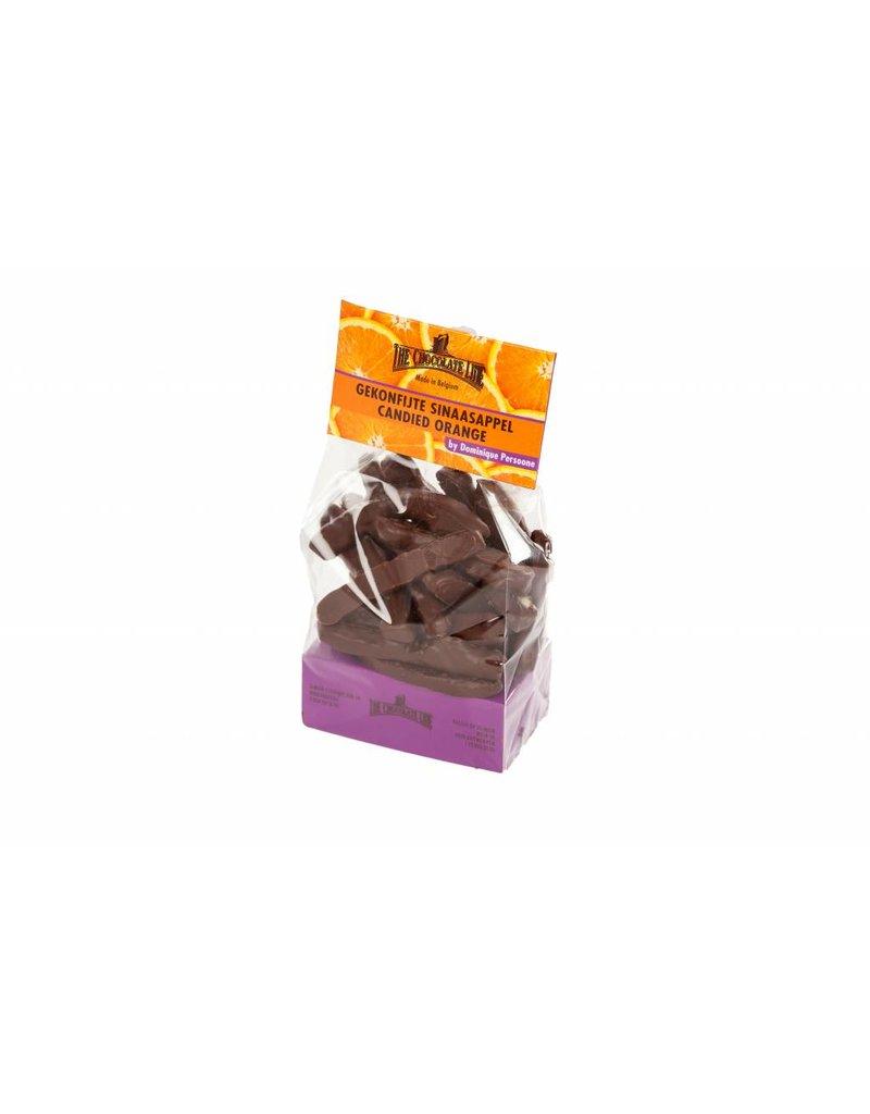 Orangettes Pure Chocolade