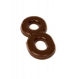 Chocolade cijfer - Puur