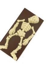 The Chocolate Line Halloween reep  skelet