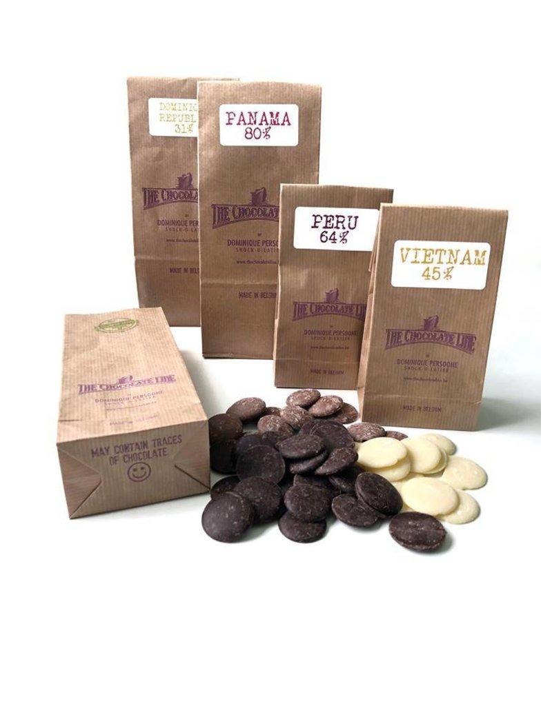 Gallets chocolade 250g