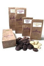 The Chocolate Line By Dominique Persoone Gallets chocolade 500g
