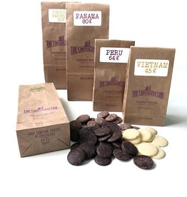 The Chocolate Line By Dominique Persoone Chocolate drops  - Copy