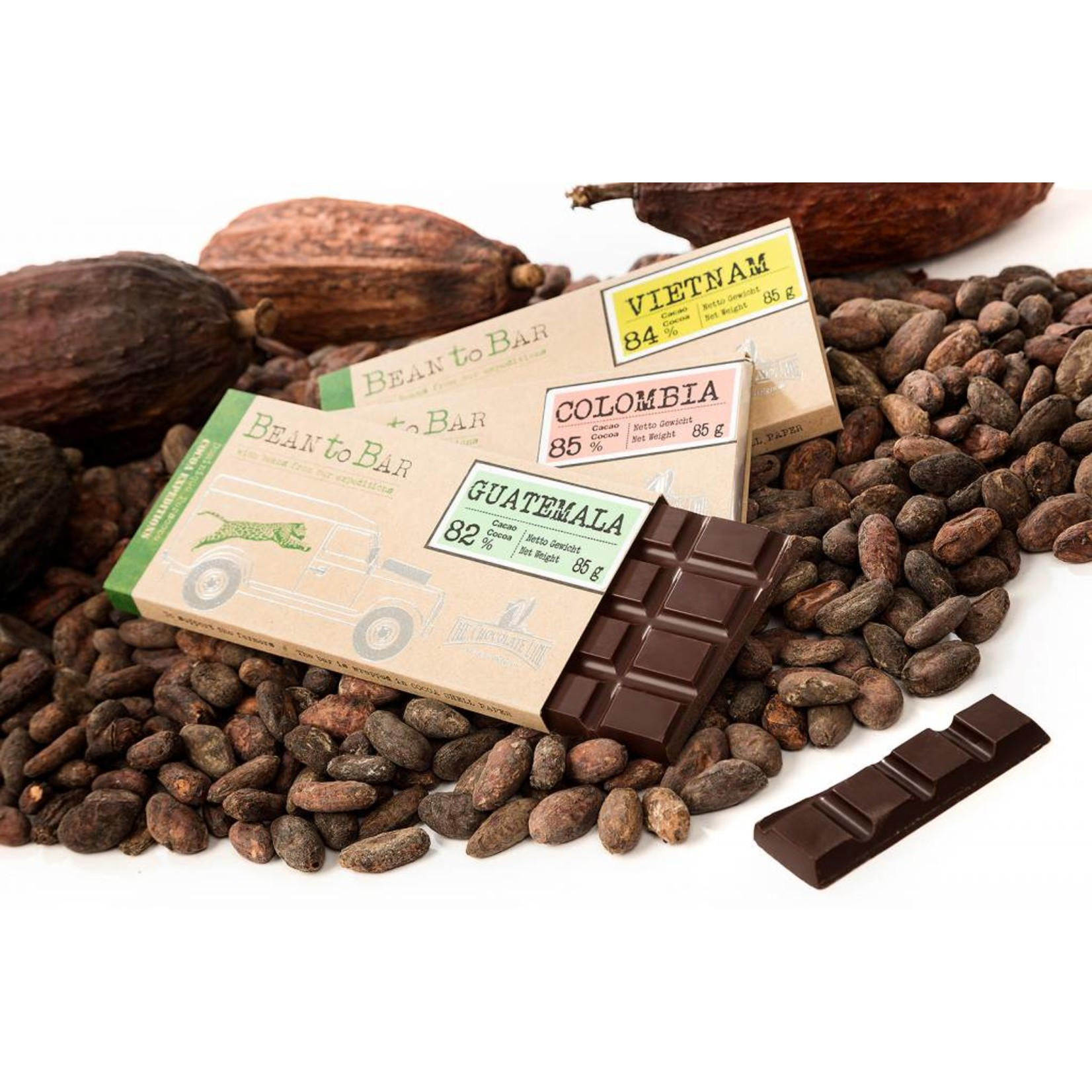 Bean to Bar (with sugar substitute) 74%
