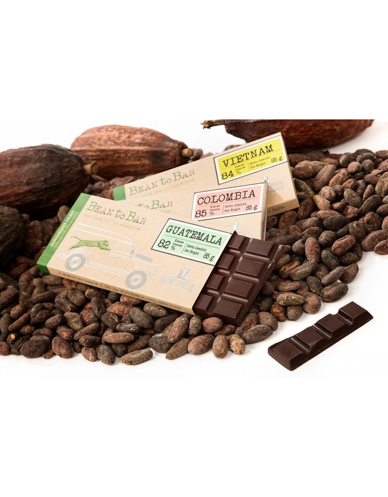 Bean to Bar Chocolate Sugarfree