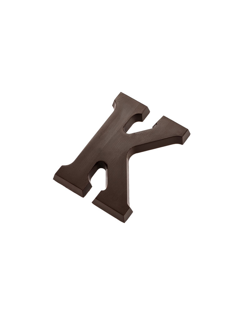 Chocolade letter - Puur