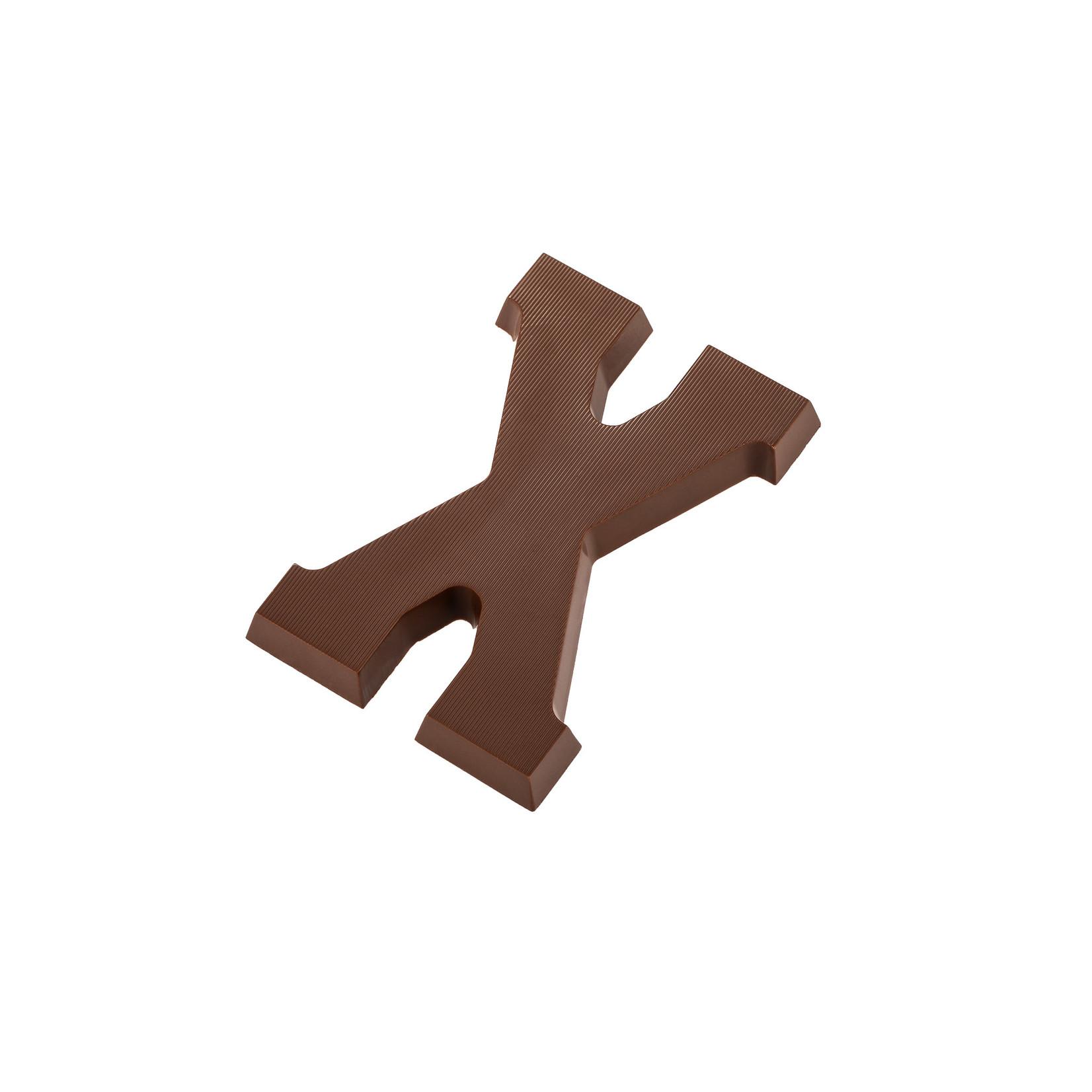 Chocolate letter - Milk