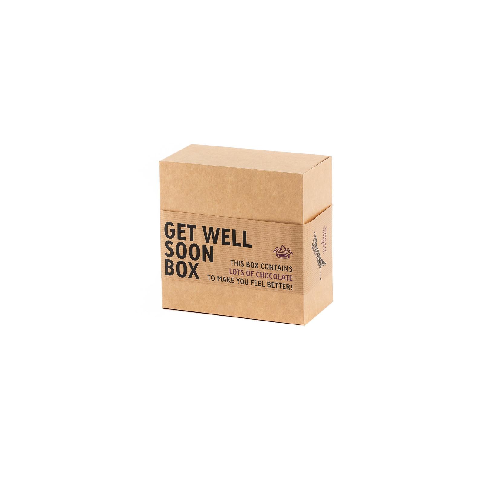 Geschenkbox Get Well soon