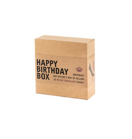 Happy Birthday Box