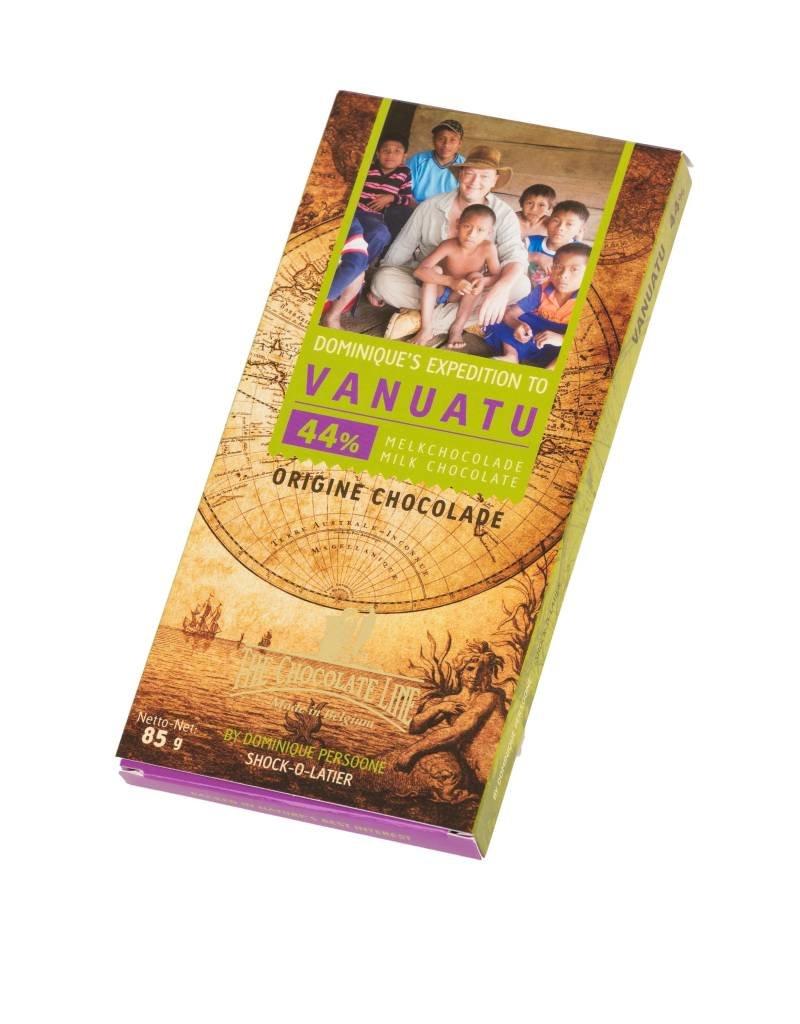 Origine Reep Vanuatu 44%
