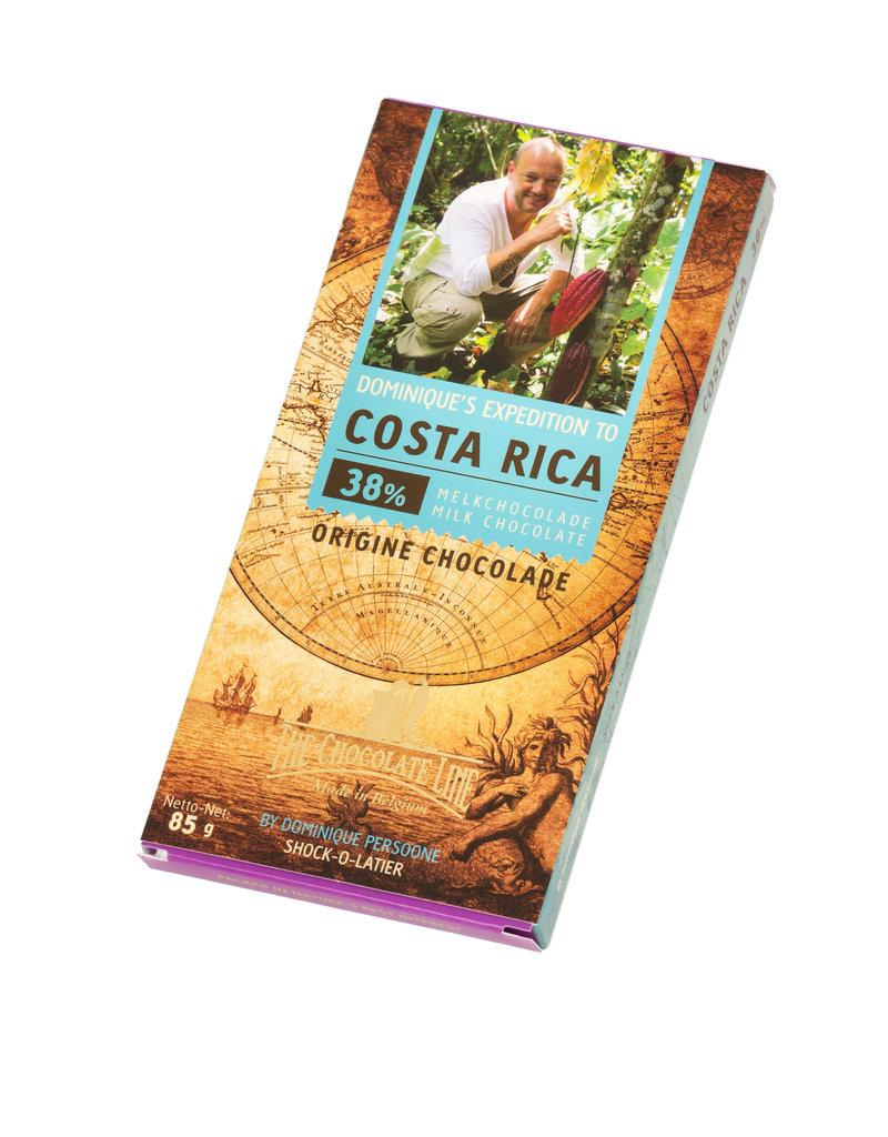 Origin Bar Costa Rica 38%