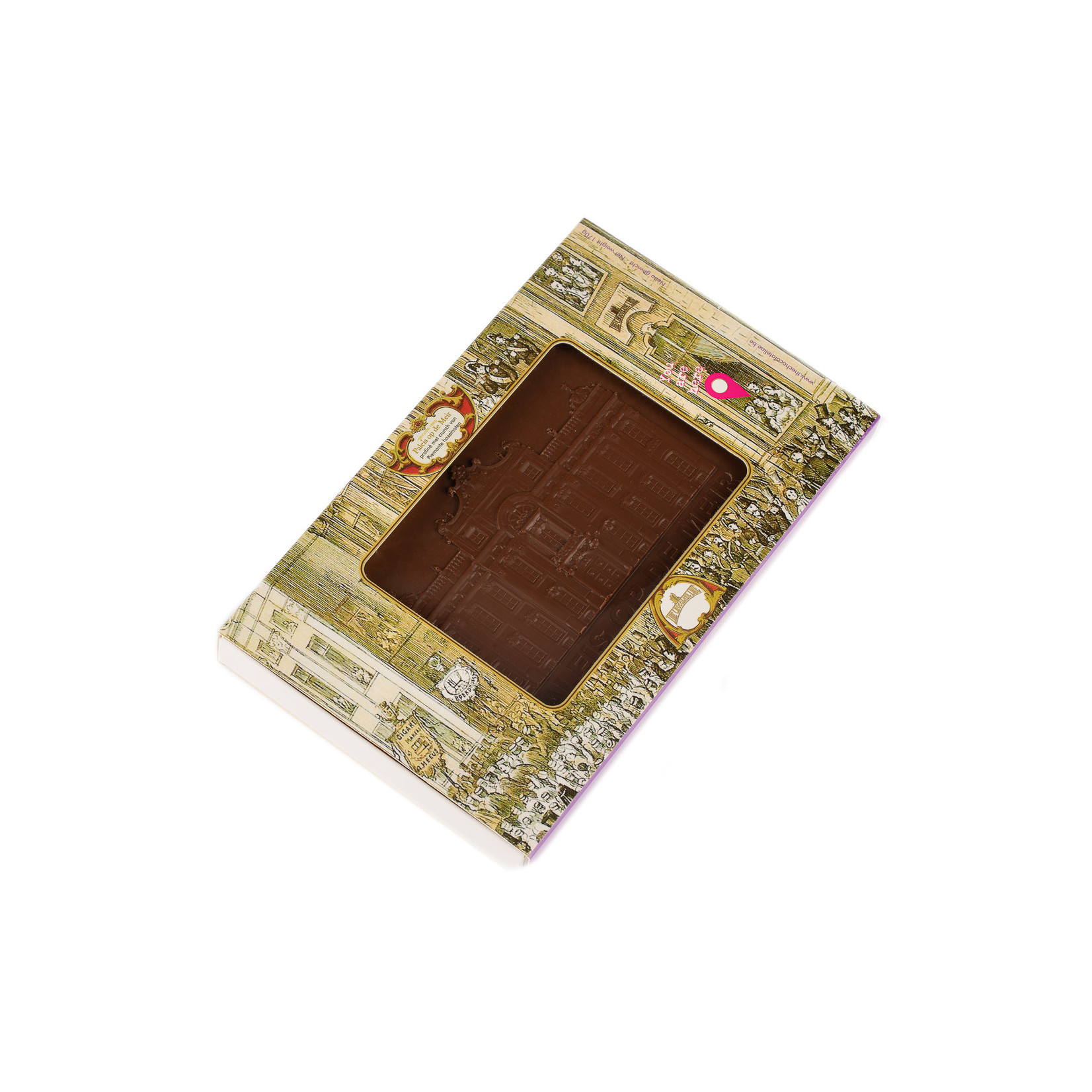 Paleis op de Meir - Chocolate Bar