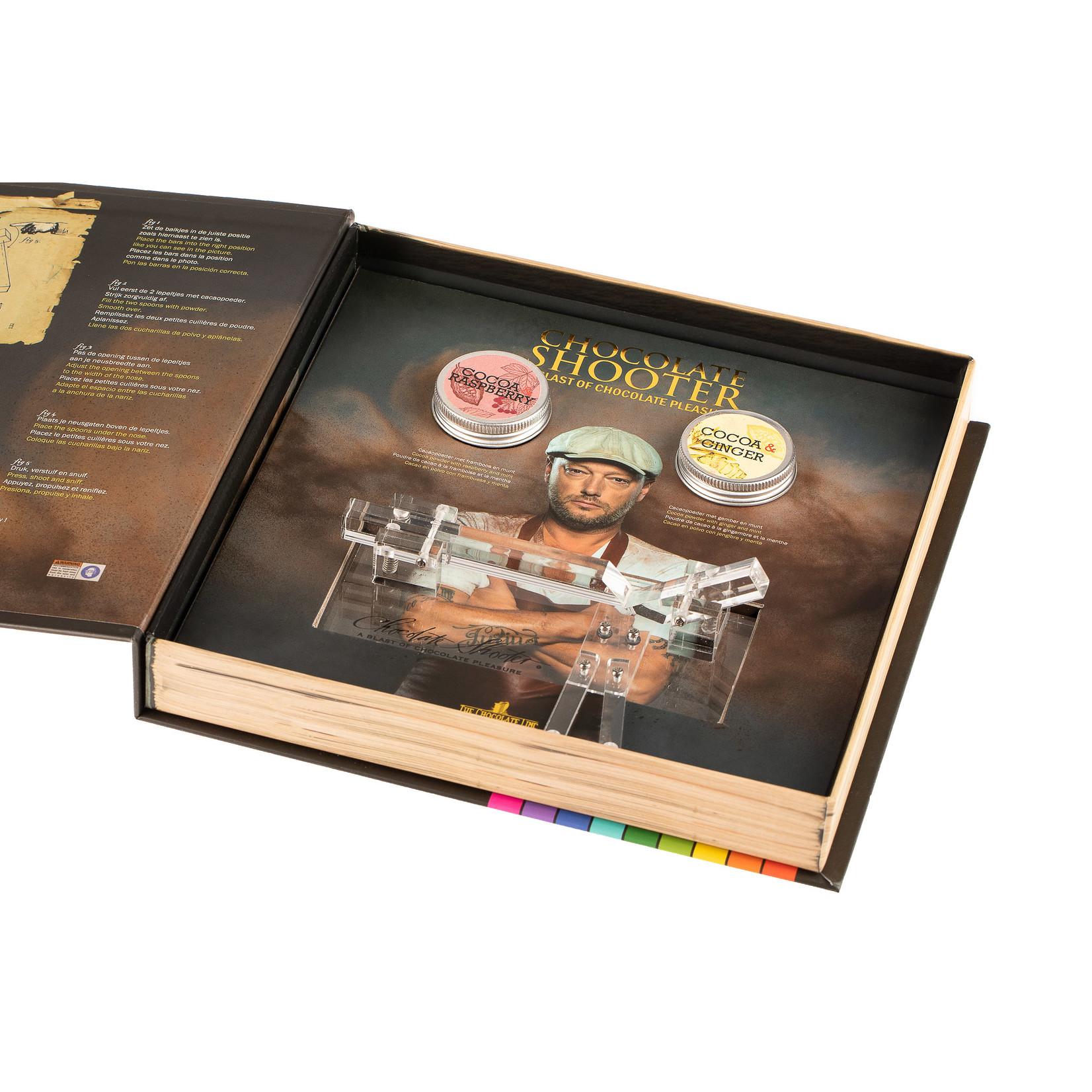 The Chocolate Line Chocolate Shooter