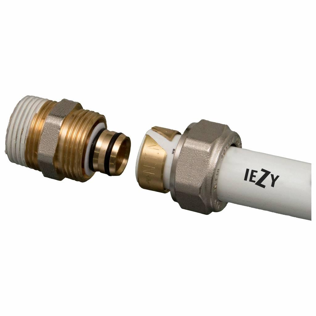 Voorkeur Flexibele waterleiding Ø 16 - 2.0 15 meter –Online bij Iezyshop.nl GO92