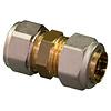 """Knel kniekoppeling 3/4""""F x 26-3.0 haaks - knie / haakse koppeling – waterleiding / meerlagenbuis – CV & Sanitair - messing"""