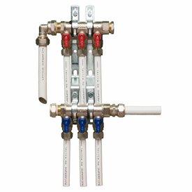 Beelden Toepassing  opstelling - drinkwaterinstallatie