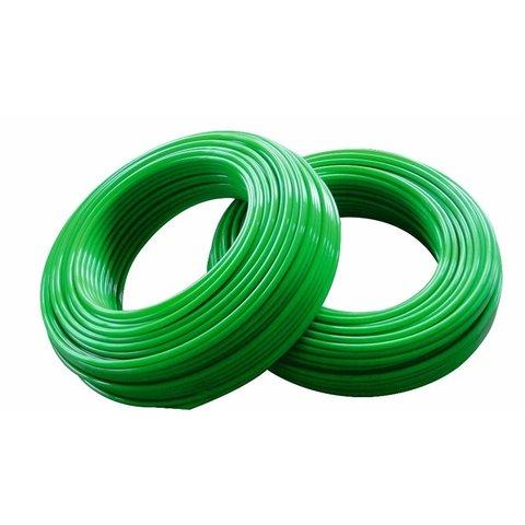 """Vloerverwarming  flexibele buis """"the Green pipe pakket"""