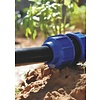 "Polypropyleen rechte koppeling 1""M x 25 recht  / rechte  koppeling – waterleiding -pe leiding– tuin"