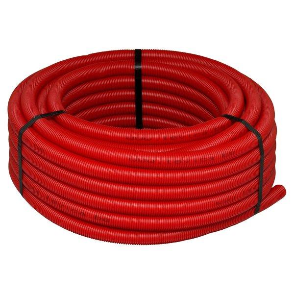 Iezy Iezy meerlagenbuis rode mantel   Ø 20-2.0 -50 meter