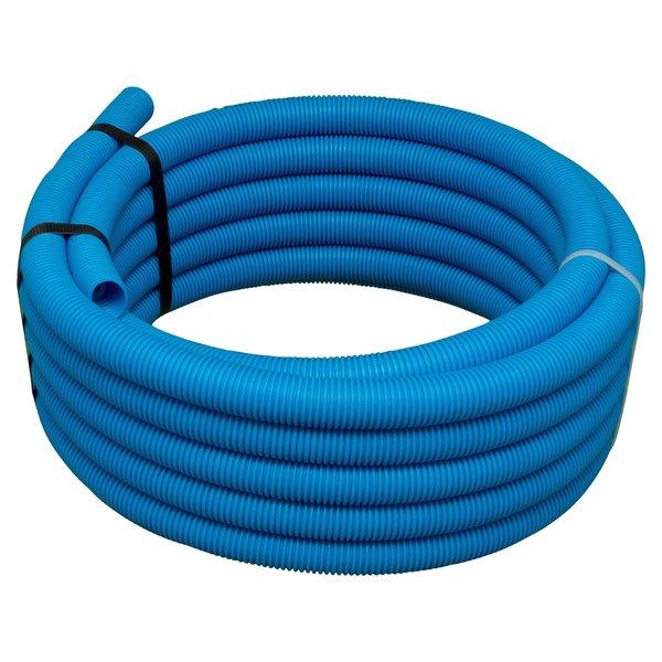 Iezy Iezy  meerlagenbuis blauwe mantel  Ø  20- 2.0 - 5 meter