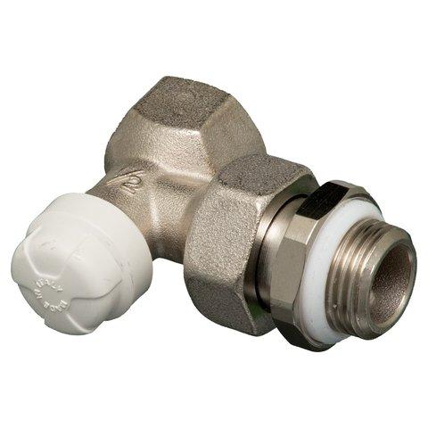 Retourventiel afsluitbaar haaks 1/2- M-15mm