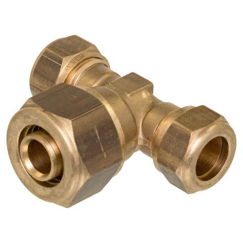 T - koppeling knel  CU 12 x meerlagen  20-2,0 x  CU 12