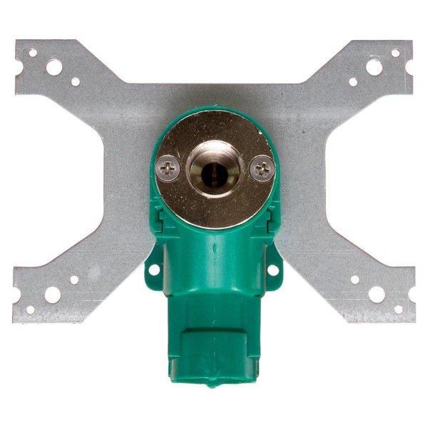 Iezy Sanitair inbouwdoos pers 1/2F  x Ø 16 mm-2.0 enkel