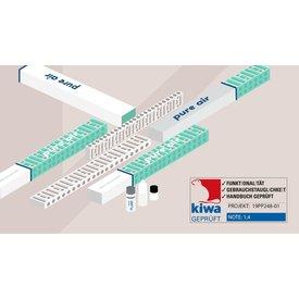 Pure-Air Pure-Air  Singel module binnenlucht zuivering  via uw radiator