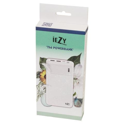 "Iezy-Power ""the Powerbank ""capaciteit 30.000mAh"