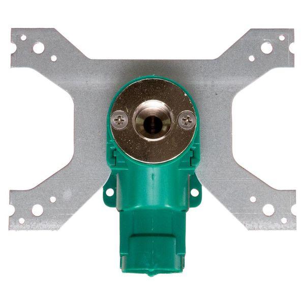 Iezy Sanitair inbouwdoos knel 1/2F  x Ø 16 mm-2.0 enkel