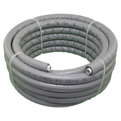 Iezy geïsoleerde meerlagenbuis  ISO 6 mm Ø 16 - 2.0 - 15 meter