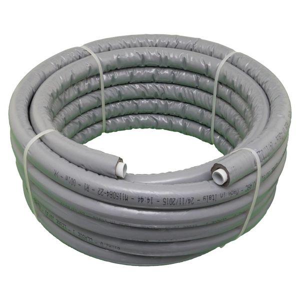 Iezy Iezy geïsoleerde meerlagenbuis  ISO 6 mm Ø 16 - 2.0 - 15 meter