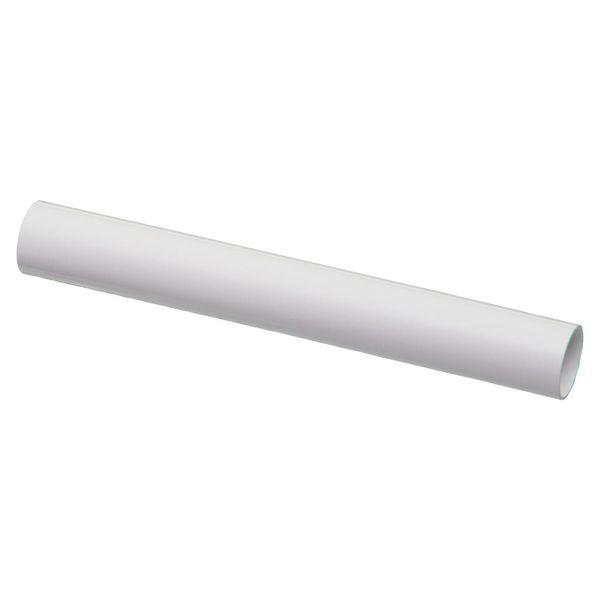 Iezy Afdekbuis wit voor radiatorbuizen Ø 21.7 mm-2stuks