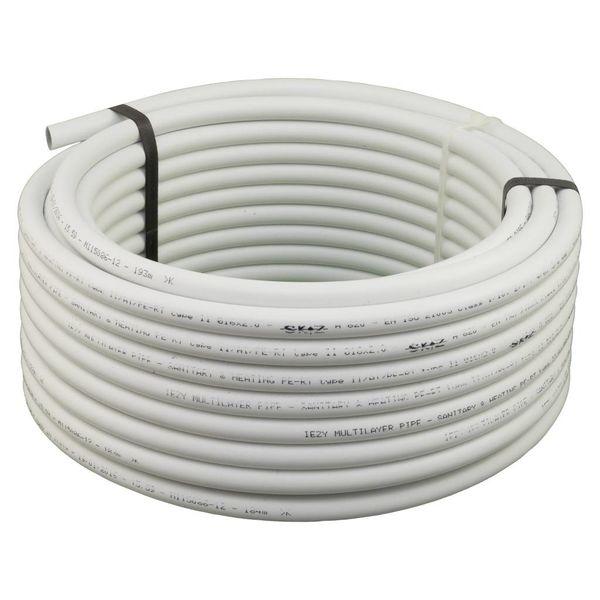 Levica-Superpipe Meerlagen flexibele buis  Ø 16 - 2.0 -100 meter – waterleiding / meerlagenbuis – CV & Sanitair