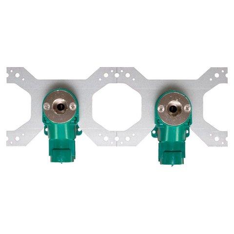 """Inbouwdoos 1/2""""binnen draad  x Ø 20 mm-2.0 dubbel (voorlopig uit voorraad)"""