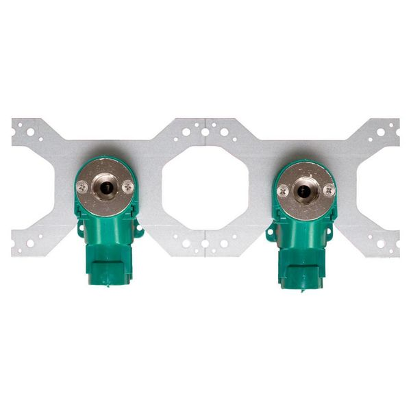 """Iezy Inbouwdoos 1/2""""binnen draad  x Ø 20 mm-2.0 dubbel(voorlopig uit voorraad)"""
