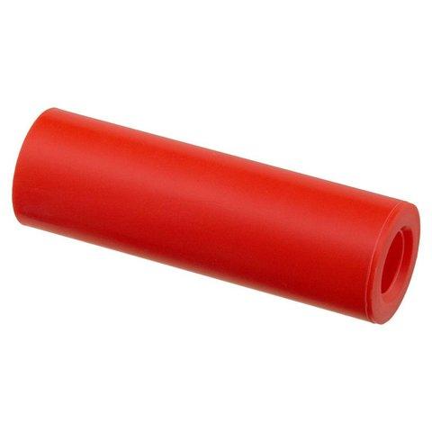 Huls voor geïsoleerde buis rood diam. 20 mm