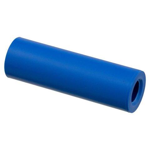 Huls voor geïsoleerde buis blauw diam. 20 mm