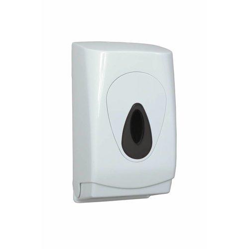Dispenser Toiletpapier Bulkpack - Wand